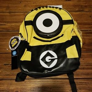 Despicable Me Backpack w/ Matching Beanie